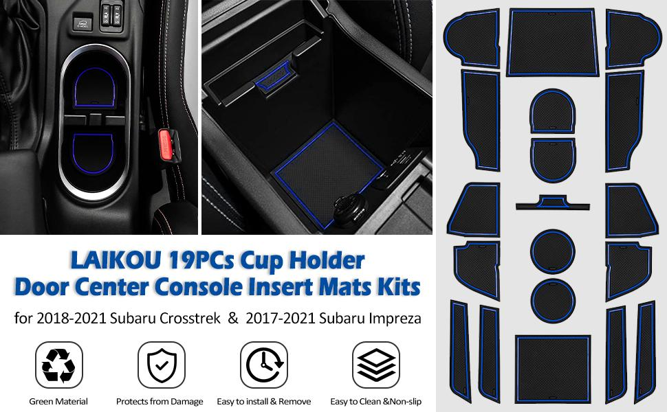laikou cup holder insert for subaru