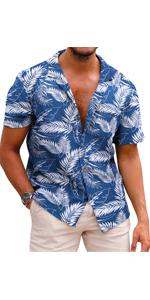 Hawaiian Floral Shirts