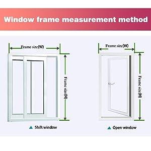 window screen frame