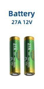 battery 27a 12v