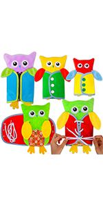 Toddler Dressing Toys