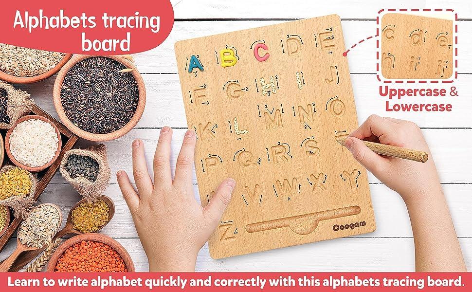 Letter Board Montessori Letters Cognition Preschool