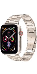 Compatible with Apple Watch Band