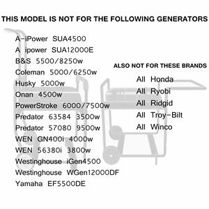 generator covers heavy duty waterproof