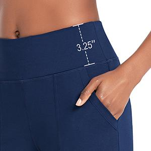 high waisted athletic shorts with pockets