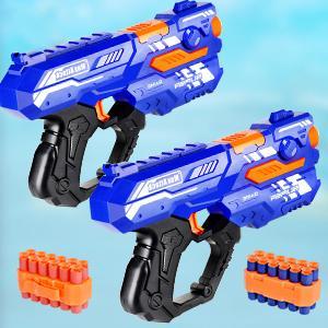 foam blaster shooting game toy