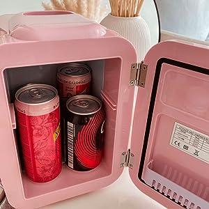 mini frigo chambre, mini frigo coca, frigo de chambre, frigo pas cher, frigo maquillage