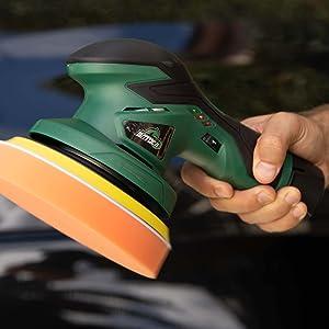portable polisher
