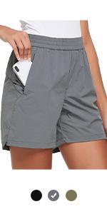 BALEAF Women's 5quot; Athletic Shorts