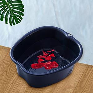 bassine pedicure pediluve spa noir