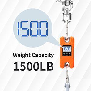 1500lbs of super load capacity