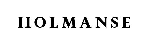 Holmanse Mens Genuine Leather Belt Black