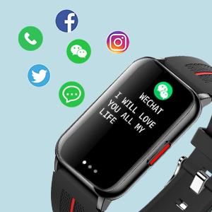 smart watch notification