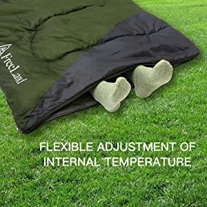 Flexible Temperature Adjustment
