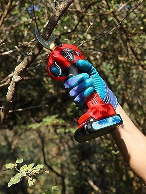 power hand pruner