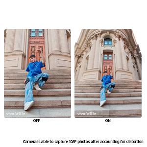 8MP Ultra Wide-Angle Camera