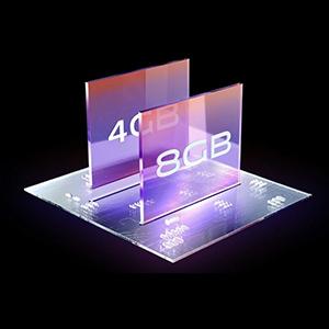 8GB RAM + 4GB Extended RAM