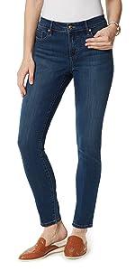 Mid-rise Skinny jeans Phoenix