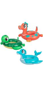 Dinosaur amp; Sea Turtle amp; Dolphin