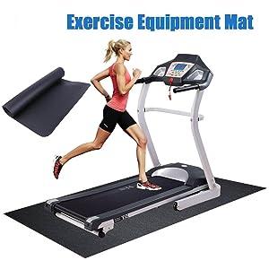fitnessapparatuur mat