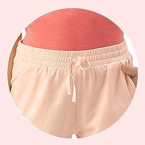 Soft elasticated waistband