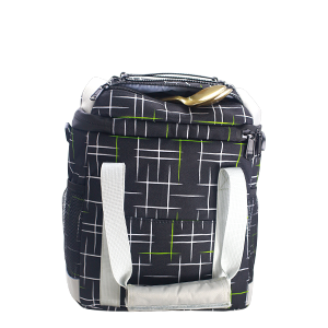 The top bag can store tableware and other things