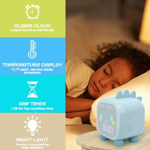 alarm clock cute