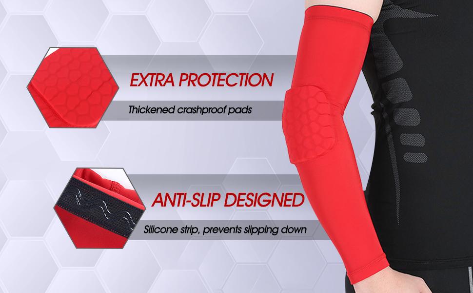 Arm Sleeves for Men Women