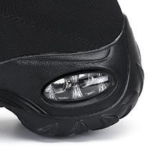air cushion walking shoes sock sneakers