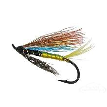 Jock Scott Steelhead Fly Fishing Fly by RiverBum