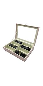 sunglasses case organizer