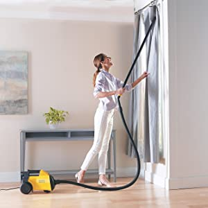 cleaning abovefloor