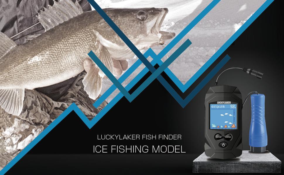 portable fish finder