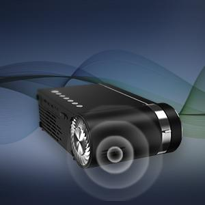 Eingebauter HiFi Lautsprecher