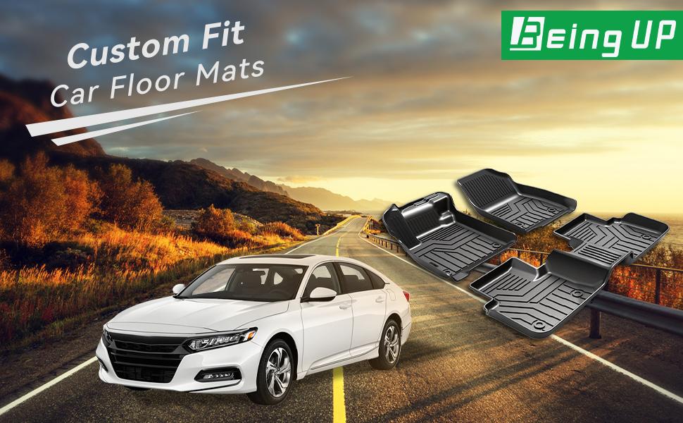 Custom Fit Car Floor Mats