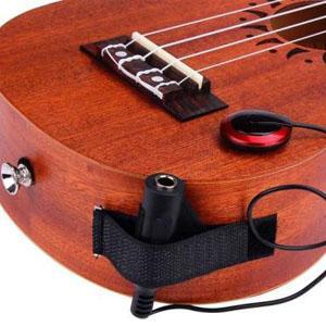 SPN-BFCE piezo pickup for guitar
