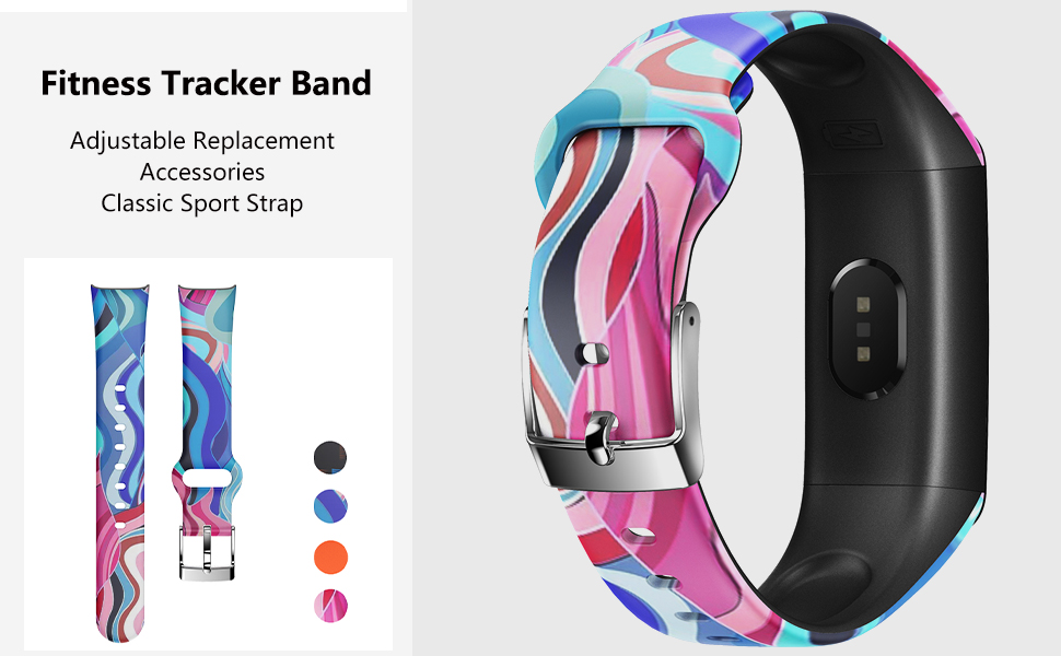 fitness tracker bands