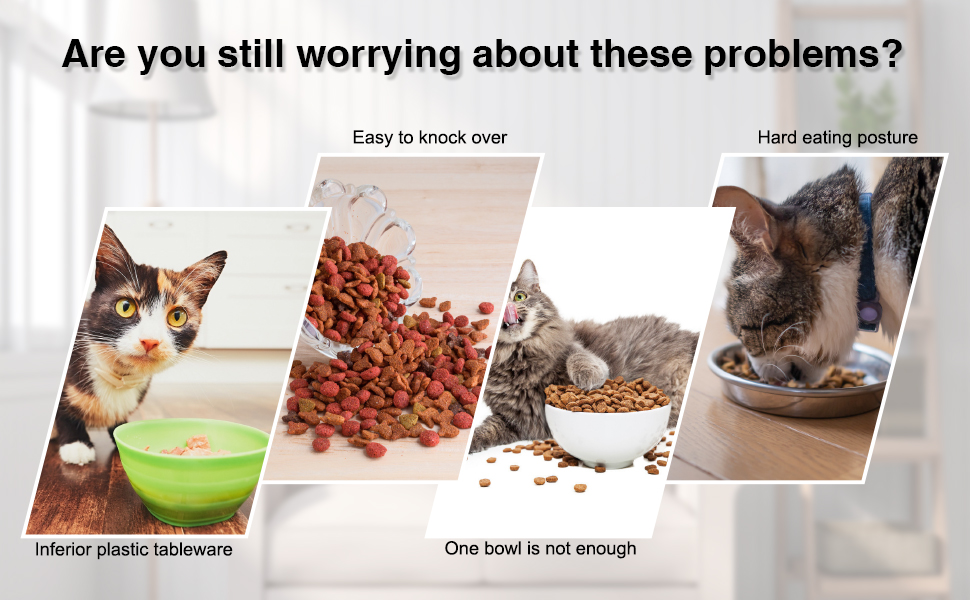 Are you still worrying about these problems?