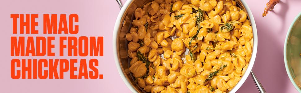 banza, mac n cheese, mac and cheese, macaroni, macaroni and cheese, chickpea, pasta, chickpea pasta