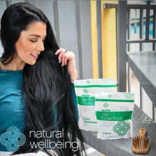 Natural Wellbeing natural herbal holistic wellness routine plant based remedies alternative ritual
