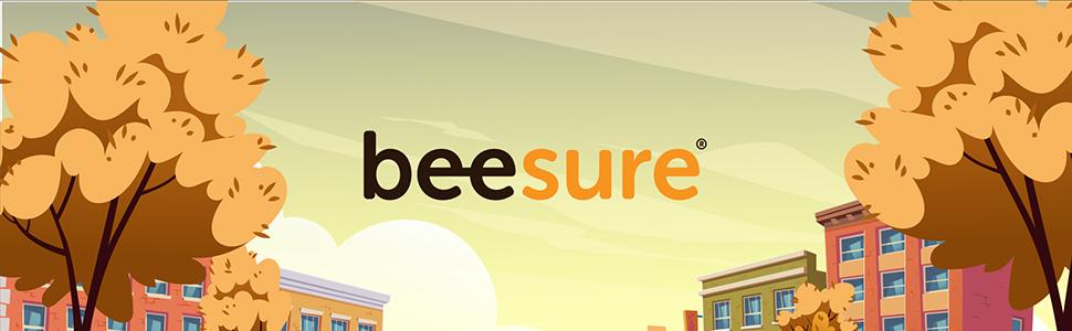 BeeSure 2021 Glove Header