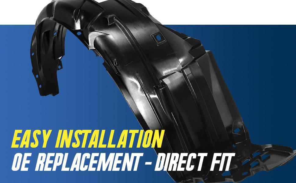 direct fit oe replacement