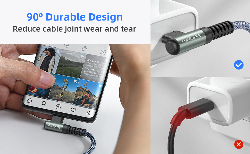 usb c charger cable cord