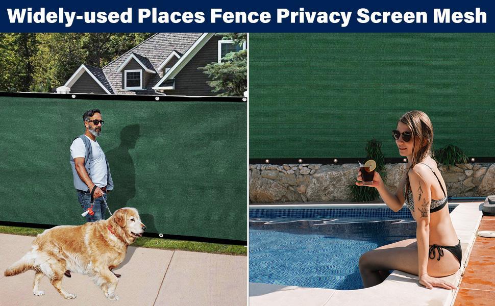 fence mesh net