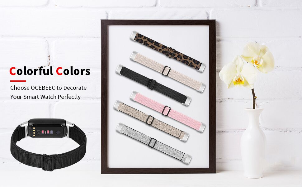 bands for fitbit luxe