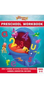 The Beginners Bible Preschool Workbook