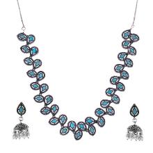 Indian Oxidized Jewelry Sets
