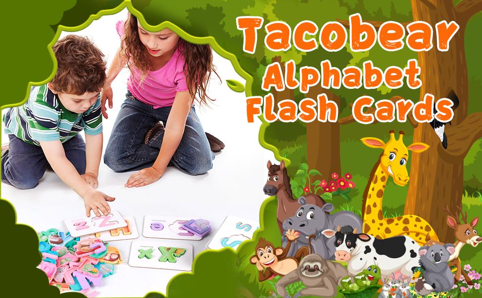 educational flash cards
