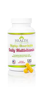 highly absorbable multi vitamin