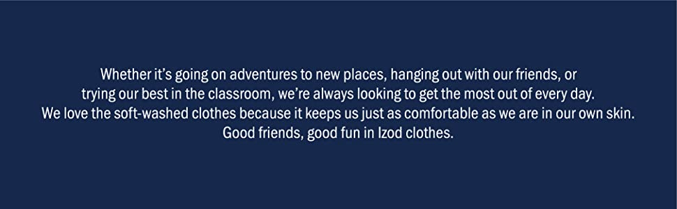 About Izod